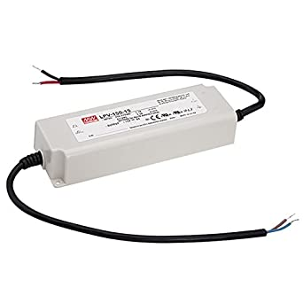 Mean Well LPV-150-12 AC-DC Single Output LED Driver Constant Voltage