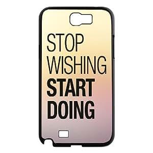 Start Doing Cheap Custom Cell Phone Case Cover for Samsung Galaxy Note 2 N7100, Start Doing Galaxy Note 2 N7100 Case