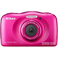 Nikon COOLPIX W100 Pink Backpack kit Kompakt Kamera