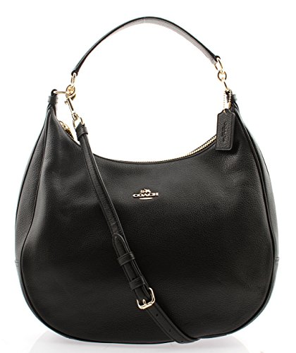 Coach Harley Pebble Leather F38259