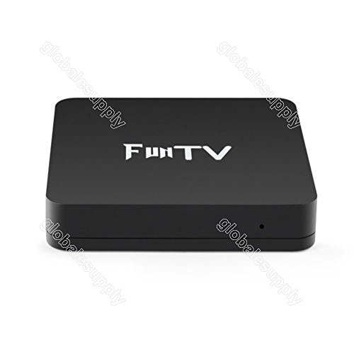 2018 Newest Bluetooth version of FUNTV Box IPTV Chinese/Hongkong/Taiwan Live IPTV Media Streamer Box 4K by FUNTV