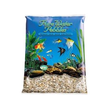 Pure Water Pebbles Aquarium Gravel, 2-Pound, Carolina