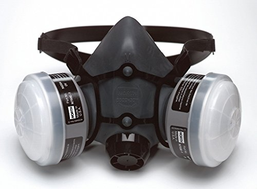 Mask 5500 Half North Series - North(TM) 5500 Series Half Mask Kit, L