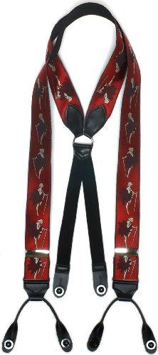 Albert-Thurston-Chorus-Line-Silk-Braces-Red-One-Size