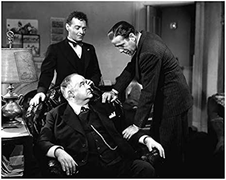 Humphrey Bogart with Peter Lorre and Sydney Greenstreet The ...