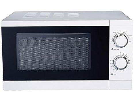 Master MW20G Horno microondas con grill, 20 l, 700 W, 20 litros ...