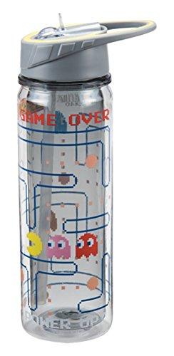 vandor-69075-pac-man-18-ounce-tritan-water-bottle-multicolored