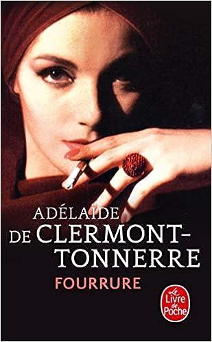 Fourrure Litterature French Edition De Clermont