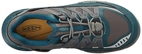 Construction Utility Ink Shoe ESD Women's Blue Industrial and KEEN Eggshell at Blue Asheville 0ZdRzx