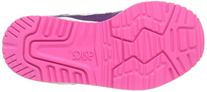 ASICS Gel-Lyte III Ps, Unisex Kids' Low-Top Sneakers, Purple (Purple/White 3301), 9 Child UK (27 EU)