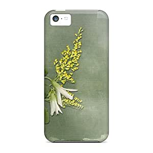 New Celtic Mist Tpu Case Cover, Anti-scratch Charming YaYa Phone Case For Iphone 5c