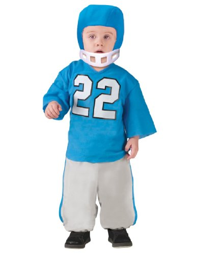 Football Halloween Costumes Toddler (FOOTBALL PLAYER TODDLER 4-6)