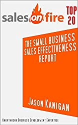 The Small Business Sales Effectiveness Report: Sharing the One Critical Change that Guarantees You More Business (Sales On Fire Book 2)