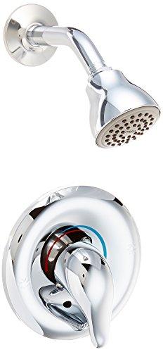tl182 single handle positemp shower