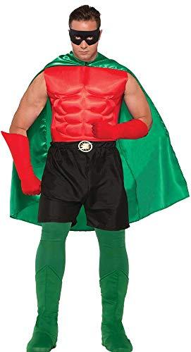 Forum Novelties Green Superhero Adult