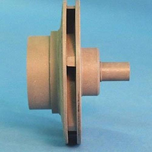 Waterway Plastics 310-4030B 2-Horsepower Impeller Assembly Replacement for Hi-Flo Side Discharge Pool Pump