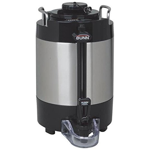 Tf Thermofresh Servers - Bunn 44050.0050 TF 1.5 Gal Stainless Steel ThermoFresh Coffee Server No Base
