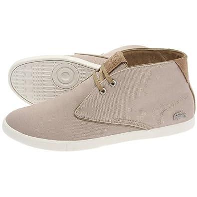 super popular 9bcf2 d9a09 Lacoste Arona 8 Trainers Light Brown 10 UK  Amazon.co.uk  Shoes   Bags
