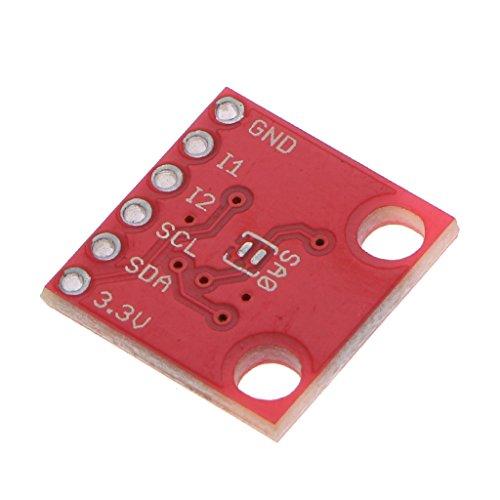 MMA8452 加速度センサー シールド Arduino用 3軸アクセラレータモジュール