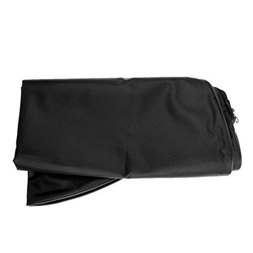 MagiDeal 1 Stk. Schwarz Nylon Schutz Trage Tasche für Fahrrad Ersatz Rad - Zubehör