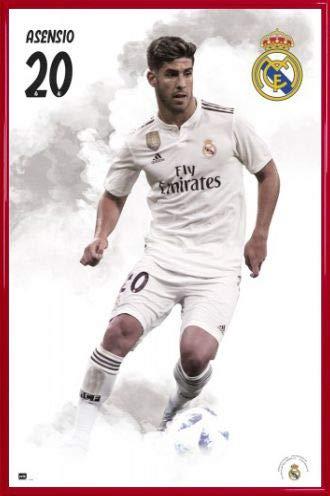 Amazon.com: Football Poster and Frame (Plastic) - Real ...
