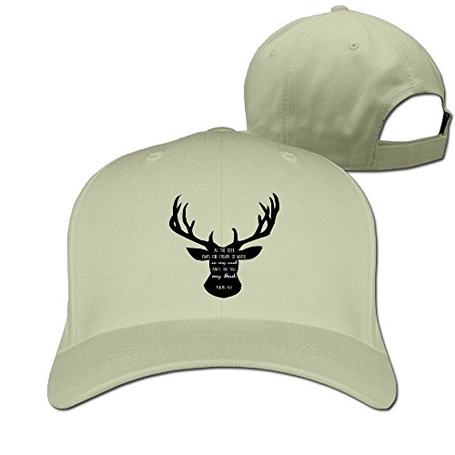 - As The Deer 2 Christian Cool Baseball Fitted Cap