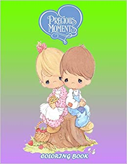 Precious Moments Coloring Book: Coloring Book for Kids and ...