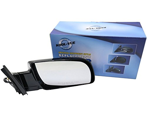 Kool Vue GM24ER Chevy C/K Standard Size Pickup Truck Passenger Side Mirror, Power, Paint to Match