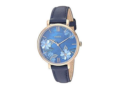 Fossil Women's Jacqueline ES4673 Blue One Size