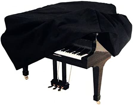 FUNDA PIANO COLA KETRON DG100 4MM NEGRO: Amazon ...