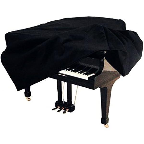 FUNDA PIANO COLA 178 CMS. C2 YAMAHA RX2 KAWAI 10MM NEGRO ...