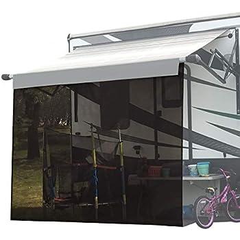 Amazon.com: Shadeidea RV Sun Shade Screen for Awning - 6 ...
