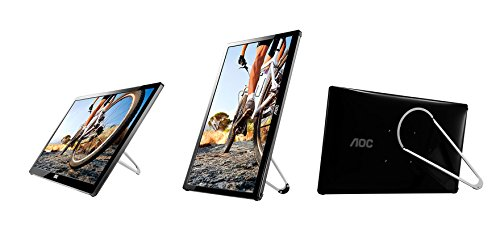 AOC e1759Fwu 17-Inch Ultra Slim 1600x900 Res, 220cd/m2 Brightness USB 3.0-Powered Portable LED Monitor w/ Case by AOC (Image #2)