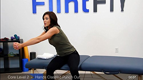 FlintFit Stroke Recovery Exercises: Therapy Videos for Hands, Arms, Core, and Legs by FlintFit (Image #5)