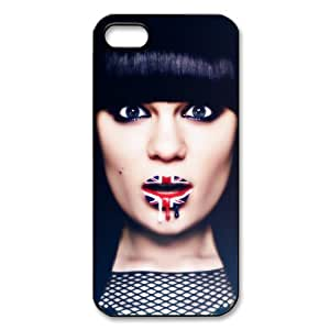 Jessie J Custom Printed Design Durable Case Cover for Iphone 5 5S
