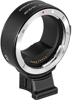 Vello Auto Lens Adapter for Canon