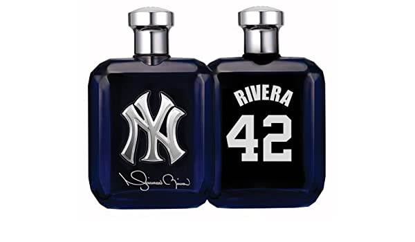 Amazon.com : New York Yankees Fragrance Mariano Rivera Signature Limited Edition Eau De Toilette, 6.7 Ounce : Beauty