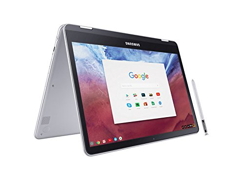 "2017 Flagship Samsung 12.3"" 2-in-1 Convertible Chromebook"