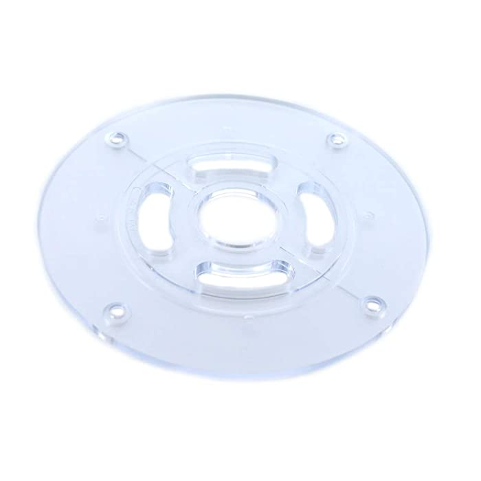 DeWALT 397531-00 Guide Bushing Base Plate for DW616, DW618