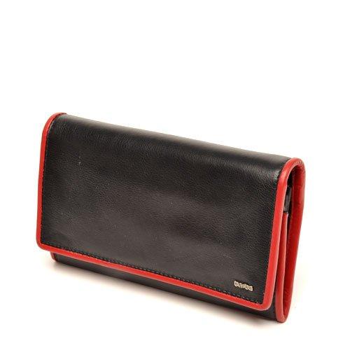 Berba Soft 503 Überschlagbörse in schwarz-rot