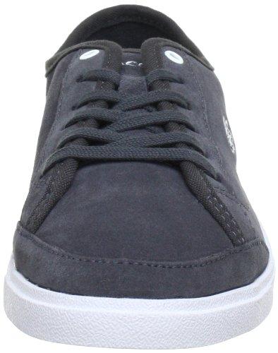 Lacoste Polidor JAW SPW - Zapatillas de cuero mujer gris - Grau (Dunkelgrau)