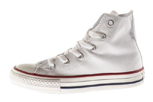 Converse Chuck Taylor Core Hi Little Kids Shoes Optical White 3j253