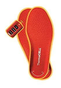 ThermaCELL Original Heated Insoles, Small