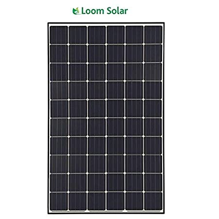 Loom solar 340 watt - 24 Volt Mono crystalline Panel (Pack of 2)