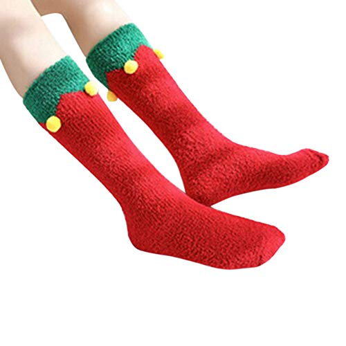 ✈HYIRI 2018 new Hot Selling,Unisex Casual Christmas Cute Cartoon Animal Print Stockings Sleeping Socks