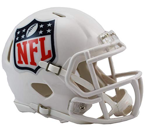- NFL Shield Speed Mini Helmet