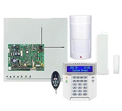Paradox - Kit MG5050 868 MHz - Central MG5050 + Detector ...
