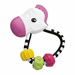 Chicco Baby Senses Easy Grasp Rattle (Zebra)