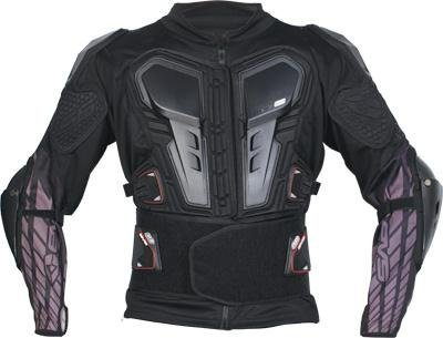 EVS G6 Ballistic Jersey (MEDIUM) (BLACK)