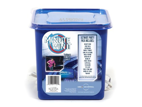 (Sportcraft Minute to Win It Ultimate Party Bucket)